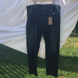 NWT Mens Lucky Brand 363 Straight Jeans 38x32 $119